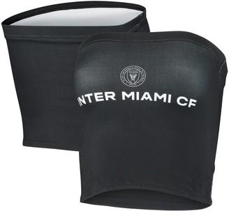Women's ZooZatz Black Inter Miami CF Freedom Long Bandeau