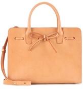 Mansur Gavriel Sun Leather Crossbody Bag