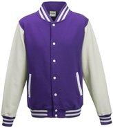 AWDis Hoods Varsity jacket L