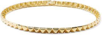 Noir Gold-tone Necklace