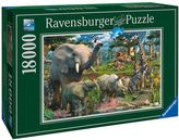 Ravensburger At the Waterhole 18000-pc. Puzzle