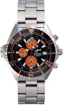 Chris Benz Depthmeter Chronograph CB-C-MB Men's watch Depth Gauge