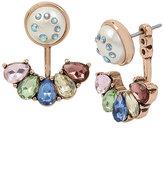 Betsey Johnson Summer Minis Smiley Earrings