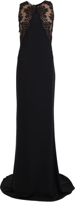 Stella McCartney Lace Detail Long Dress