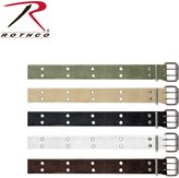Rothco Vintage Double Prong Buckle Belt, - X Large