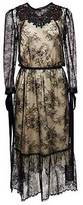 CONTEMPORARY Chantilly Lace Dress