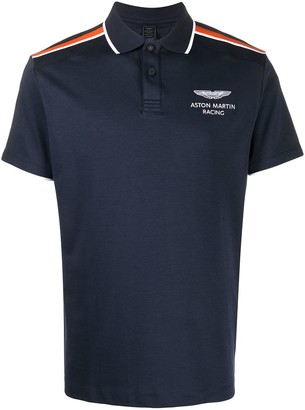 Hackett x Aston Martin Racing polo shirt