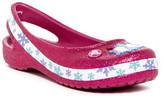Crocs Genna Frozen Flat (Toddler & Little Kid)