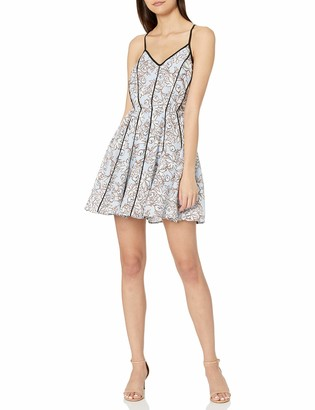 Greylin Women's Claire Floral Dress