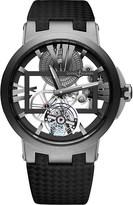 Ulysse Nardin 1713-139 Skeleton Tourbillon titanium watch