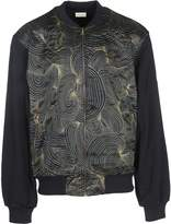 Dries Van Noten Hugler Embroidered Bomber Jacket
