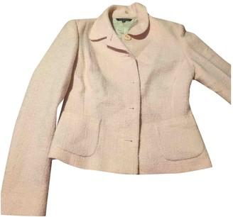 Tara Jarmon Pink Cotton Jacket for Women