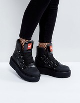 Puma x Fenty By Rihanna SB Eyelet Flatform Boot