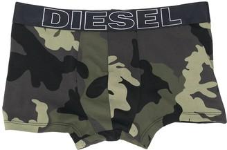 Diesel TEEN 2 pack camouflage print briefs