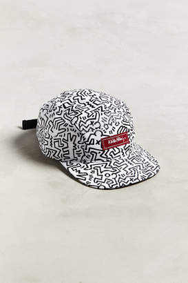 Urban Outfitters Keith Haring Allover Print Hat