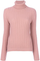 Moschino roll neck jumper - women - Cashmere/Virgin Wool - 40