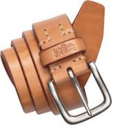 Levi's ; NEW ; Heavy Leather Premium Icon Belt Brown