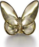 Baccarat Golden Lucky Butterfly
