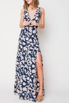 Flynn Skye Bell Flower Maxi Dress