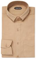 Tom Ford Solid Dress Shirt