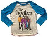Rowdy Sprout Kids Beatles Raglan Tee