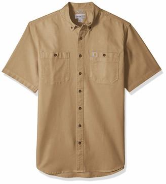 Carhartt Rugged Flex Rigby Short Sleeve Work Shirt (Regular and Big & Tall Sizes)