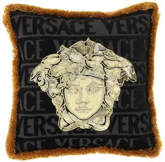 Versace Logomania Medusa Cushion (45Cm X 45Cm)