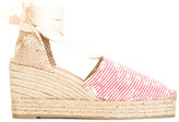 Castaner Carina espadrilles - women - Cotton/Jute/Leather/rubber - 36