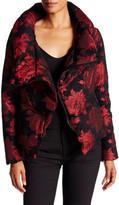 Alice + Olivia Wendell High Neck Jacket