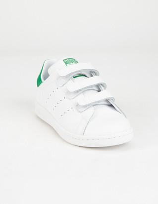 adidas Stan Smith Kids Velcro Shoes