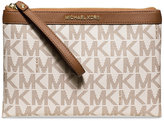 MICHAEL Michael Kors Signature Tech Zip Clutch, a Macy's Exclusive Style