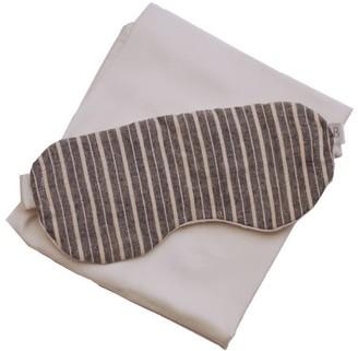 Bamboo Silk Pillowcase & Sleep Mask Gift Set - Stephanie