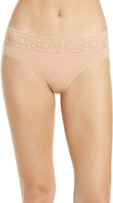 Tommy John Cool Cotton Lace Cheeky Briefs