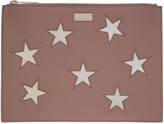 Stella McCartney Pink Star Pouch