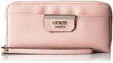 GUESS Bobbi Large Zip Around - Cameo/Grey Wallet