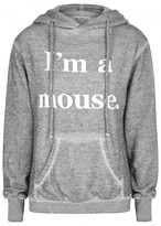 Wildfox Couture I'm A Mouse Jersey Sweatshirt