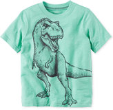 Carter's Dinosaur-Print Cotton T-Shirt, Toddler Boys (2T-4T)