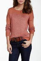 Olive + Oak Olive & Oak Colorblock Knit Sweater