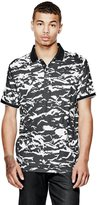 GUESS Blot-Print Polo