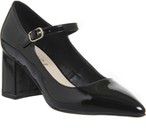 Office Mandy Mary Jane Point Block Heels