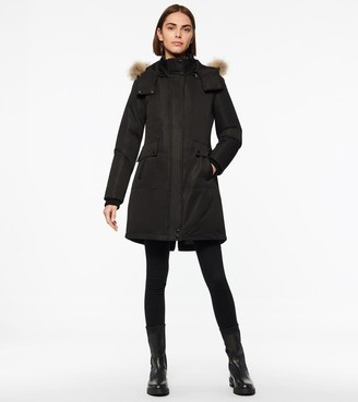Andrew Marc Samantha Down Parka