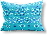 Ara Collective Chichi Turquoise Pillow
