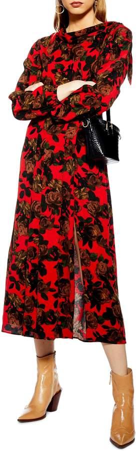c6a2c9e1e0 Topshop Tie Neck Dresses - ShopStyle