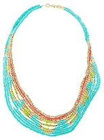 Charlotte Russe Beaded Collar Necklace