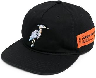 Heron Preston Heron Embroidered Baseball Cap