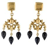Robin Rotenier 18K Sapphire Drop Earrings