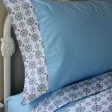 Caden Lane Modern Vintage Full Sheet Set in Blue