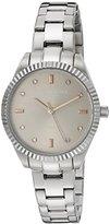"Stuhrling Original Women's 607L.03 ""Symphony Allure"" Stainless Steel Watch with Diamonds"