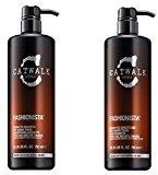 Tigi Catwalk Fashionista Brunette Tween Shampoo & Conditioner, 25.36 Oz/each - Just Released 2014