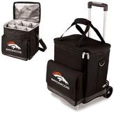 Picnic Time Denver Broncos Cellar Trolley